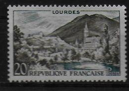 FRANCE    N° 1150  * * Lourdes - Nuevos