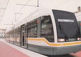 Tramways - Tranvia De Valencia - Coche Serie 3801/21 - Tramways