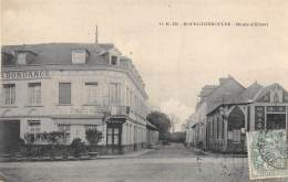 EURE  27  BOURGTHEROULDE   ROUTE D'ELBEUF - Bourgtheroulde