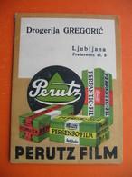 Drogerija Gregoric.Ljubljana,Presernova Ulica 5.PERUTZ FILM.Carton - Photography