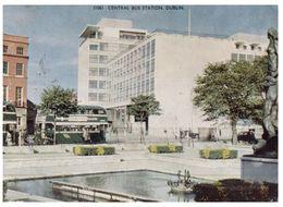 (468)  Ireland - Dublin Central Bus Station - Dublin