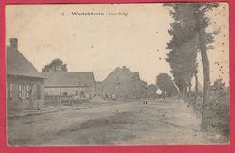 Westvleteren - Lion Belge  - 1916 ( Voir Verso ) - Vleteren