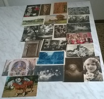 20 CARTOLINE SOGGETTI VARI (2) - Cartoline