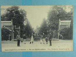 Bourg-Léopold Camp De Beverloo Vue Sur L'hôpital Militaire - Leopoldsburg (Kamp Van Beverloo)