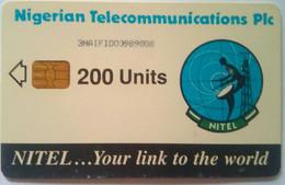 Nigerian Telecommunications PLC 200 Units  3NAIF - Nigeria