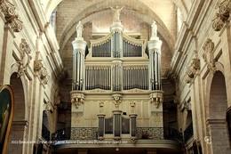 Beaucaire (30)- Orgue Eglise Notre-Dame Des Pommiers (Edition à Tirage Limité) - Beaucaire