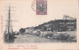 CPA BULGARIE - Roustchouk (Pyce) - Vue Du Danube - Etat Bon Mais Coin Un Peu Corné Voir Photos - Bulgarien