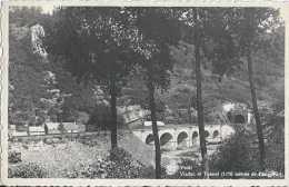 Yvoir - Viaduc Et Tunnel - Circulé - TBE - Yvoir