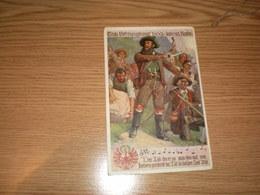 Andreas Hofer  Tirols .... 1809  Offiziele Karte  Rotez Kreuz Nr 54 - Autriche