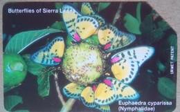 Butterflies 100 Units - Sierra Leone