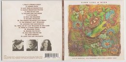 Bill Chambers, Audrey Auld, Dave Steel - Sing Like A Bird - Original CD Aus 2017 - Country & Folk