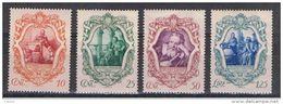 REGNO:  1942  G. GALILEI  -  S. CPL. 4  VAL. L. -  SASS. 462/65 - 1900-44 Vittorio Emanuele III
