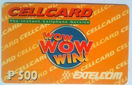 Wow Wow Win 500 Pesos - Philippines