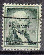 USA Precancel Vorausentwertung Preo, Locals Oklahoma, Beaver 702 - Vereinigte Staaten