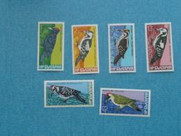 OISEAUX -série Neuve Xx N° 2399/04 De BULGARIE - Climbing Birds