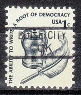USA Precancel Vorausentwertung Preo, Locals Oklahoma, Boise City 840,5 - Vereinigte Staaten