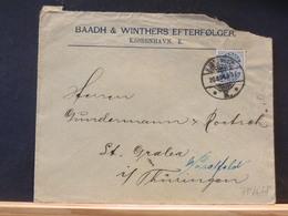 75/658  LETTRE POUR ALLEMAGNE 1904 - 1864-04 (Christian IX)