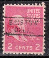 USA Precancel Vorausentwertung Preo, Locals Oklahoma, Bristow 729 - Vereinigte Staaten