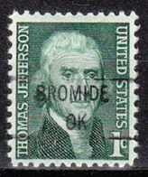USA Precancel Vorausentwertung Preo, Locals Oklahoma, Bromode 841 - Vereinigte Staaten