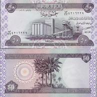 Iraq 2003 - 50 Dinars - Pick 90 UNC - Iraq