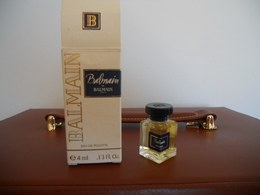 BALMAIN      Chez Pierre BALMAIN - Miniatures Modernes (à Partir De 1961)