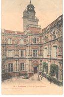 POSTAL  TOULOUSE -FRANCIA  - COUR DE L'HÔTEL D'ASSÉZAT - Toulouse