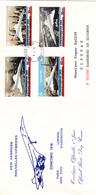 Concorde Enveloppes Officielles Nouvelles Et New Hébrides 9 Mai 1978 - FDC