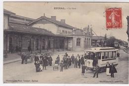 Vosges - Epinal - La Gare - Epinal