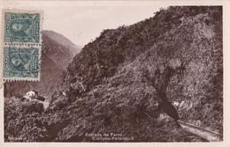 CPA BRASIL/Brésil - Curityba - Paranaguã - Estrada De Ferro - 1914 - Curitiba