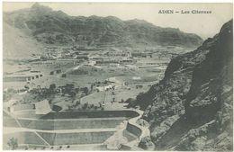 ADEN - Les Citernes  - Messageries Maritimes    (103491) - Yémen