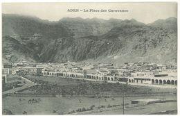 Vue D' ADEN - Messageries Maritimes    (103493) - Yémen