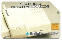 Italia - Tessera Telefonica Da 5.000 Lire N.98 - Comunicazione, - Italia