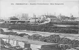 ¤¤  -  AUSTRALIE  -  FREMANTLE   -  Boalder Persevérance  Mine Kalgoorlie  -  ¤¤ - Fremantle