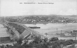 ¤¤  -  AUSTRALIE  -  FREMANTLE   -  Swan River Bridge  -  ¤¤ - Fremantle