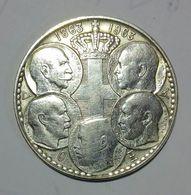 GREECE / GRECIA - 30 DRACHMAI (1963) / Kingdom - AG SILVER - Grecia