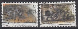 BELGIË - OBP - 1997 - Nr 2693/94 - Gest/Obl/Us - Belgique