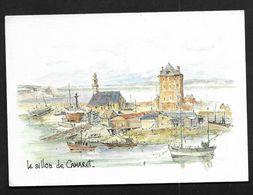 Le Sillon De Camaret   - D'après Aquarelle De Lepine - Carte Postale Finsitère Bretagne - Camaret-sur-Mer