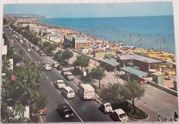 Pesara - Lungomare - 104 - Viaggiata 1989 - (2461) - Pescara