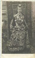 Turkey/Turquie - Ankara - Women - Fashion / Clothing - 1954 - Photo: Traditional Costumes - Turkey