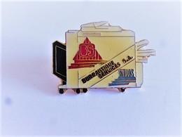 PINS BUREAUTIQUE SERVICES S.A.INFORMATIQUE IMPRIMANTE / 33NAT - Computers