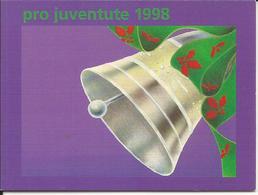 Svizzera, Suisse, 1998, Carnet Pro Juventute, Book, Libretto. - Nuovi