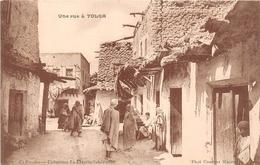 ¤¤   -   ALGERIE   -   TOLGA   -  Une Rue   -  ¤¤ - Algérie