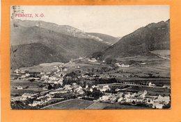 Pernitz NO 1909 Postcard - Pernitz