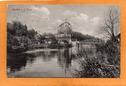 Raabs A.d. Thaya 1905 Postcard - Raabs An Der Thaya