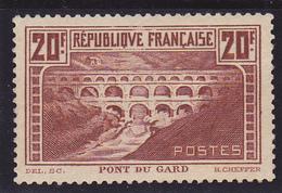 V/Verso ** N° 262 Neuf ** 1930 - - Nuevos