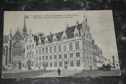 1695   Mechelen Malines - Post    Kerk   1923 - Malines
