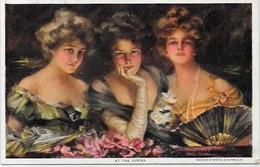 CPA Anglaise Illustrateur Anglais Femme Girl Women Non Circulé éditeur RN Ou NR - Ilustradores & Fotógrafos