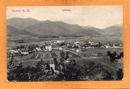 Pernitz NO 1905 Postcard - Pernitz