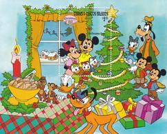 TURKS E CAICOS ISLANDS DISNEY CHRISTMAS 1983 - Turks E Caicos