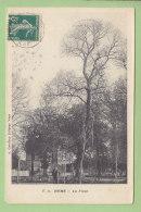 NERE : La Place. 2 Scans. Edition Geoffroy - Andere Gemeenten